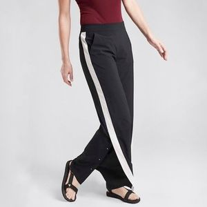NWT Athleta Luxe Gramercy Track Trousers (14)